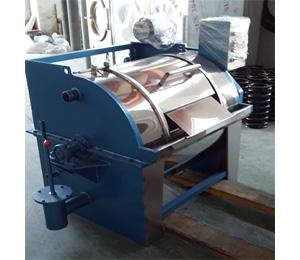 半自动工业洗衣机